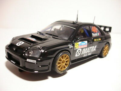 SCX Original 63000 Subaru Impreza WRC Rossi 1/32 slot car new