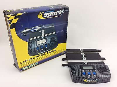 Scalextric Sport Lap Counter Timer Boxed