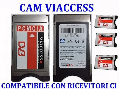 Modulo Cam Viaccess Common Interface