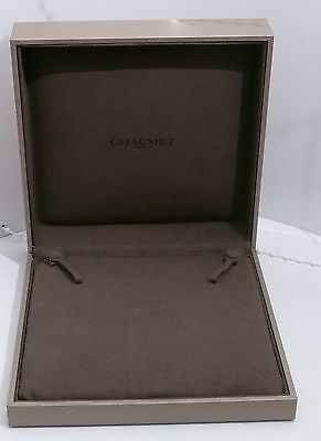 Chaumet Schmuck Colliers Etui Jewelery case Box Coffret à bijoux Case 00E839-000