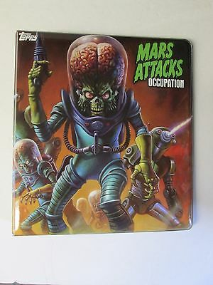 Mars Attacks occupation Official Binder