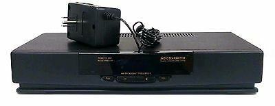 Talking House AM Radio Transmitter with power supply and antenna