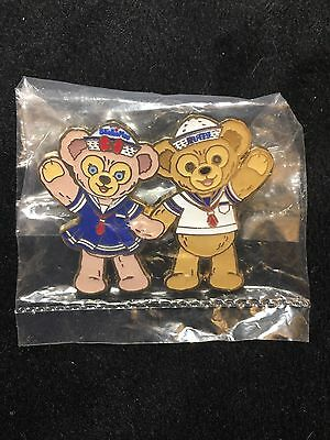 Hkdl Hong Kong Disney Disneyland Trading Pin Duffy Shelliemay Mystery Tin 110387