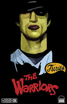 The Warriors / Baseball Furies (1979)  '005'  /  Director Walter Hill