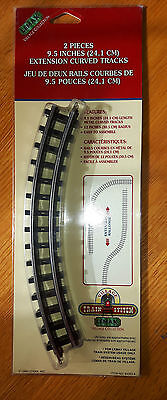 Lemax Curved Railway Tracks 2 Pieces # 84262 New