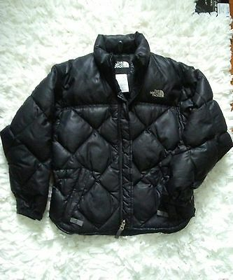 The North Face Girls Fall winter Zip Up Jacket Black size S/P