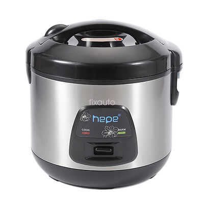 3 Litre 500W Rice Cooker Electric Steam Cooking Not sticky Multi-Function