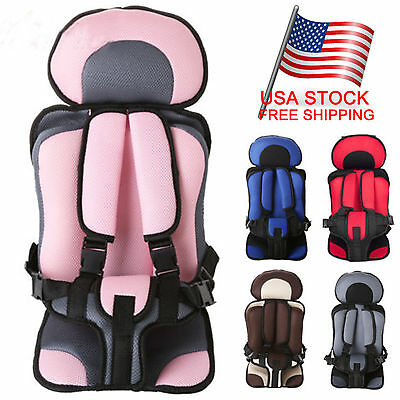 US STOCK Baby Safety Car Seat Toddler Infant Convertible Booster Portable Chair