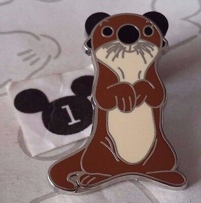 Sea Otter Finding Dory Booster 2016 Nemo Disney Pin 115861 Buy 2 Save $