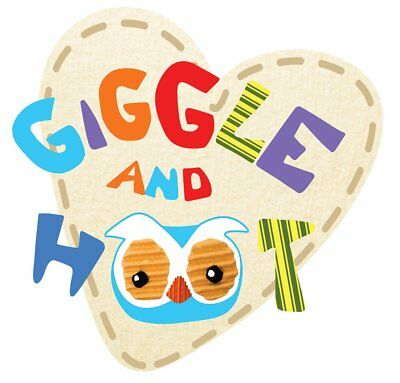 Giggle and Hoot Hootabelle Movable Wall Stickers