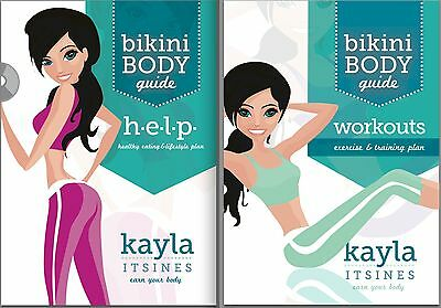 Kayla Itsines BBG Part 1 Bikini Body guide Week 1-12