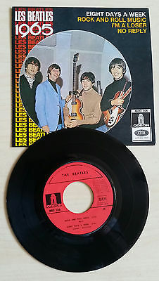 "Beatles - Les Beatles 1965 - 7"" , Ep. 1971"