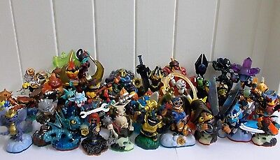 Skylanders - Swap Force, Giants, Spyro's Adventures, Trap Team, Traps (Select)