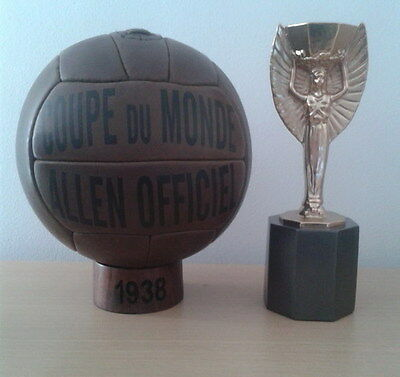 OFFICIAL MATCH BALL 1938 WORLD CUP IN FRANCE (Pre- adidas balls)