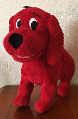 Clifford The Big Red Dog Barking Toy By Scholastic