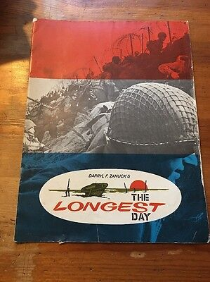 Movie Programme The Longest Day