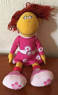 Tweenies 14 Inch Fizz Soft Toy Doll