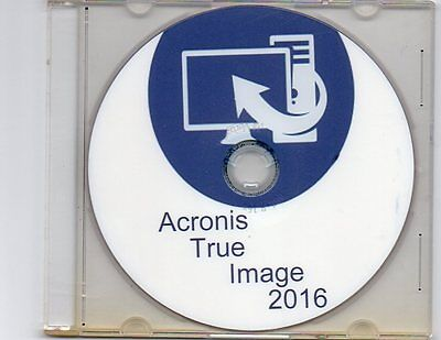 Acronis True Image 2016 Backup - Restore - Migrate to a another Drive inc SSD