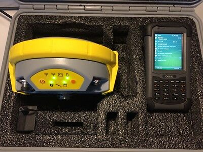 NEW GeoMax Zenith25 GPS Rover Kit with Getac PS236