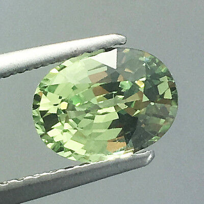 1.50 ct Perfect Cut Extreme luster Lively Chrysoberyl Gemstone From Sri lanka !!