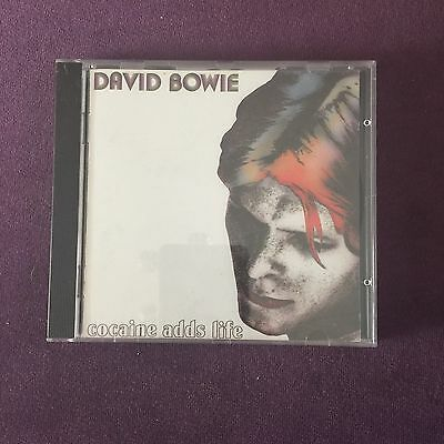 David Bowie Cocaine Adds Life