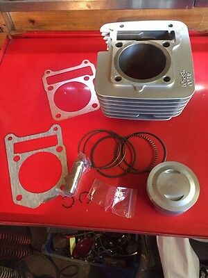 SCORPA 125 Trials YAM TTR125 200 BIG BORE KIT 65.5mm