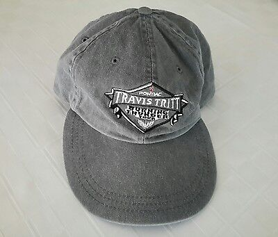 Hat . . Travis Tritt Burning Thunder Tour.  .  .  Pontiac . .  . NHRA . . .1998