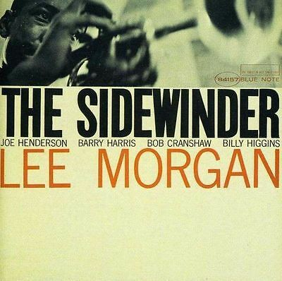 Lee Morgan - The Sidewinder+2 LPs 180g 45rpm+++Analogue Productions+NEU+OVP