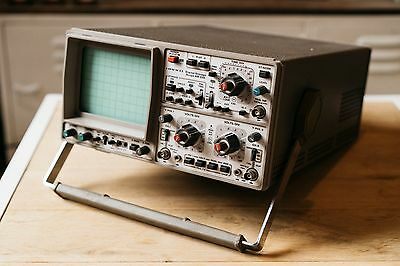Hameg Digital Storage Scope - HM208 - Oscilloscope Oscillator Medical Equipment