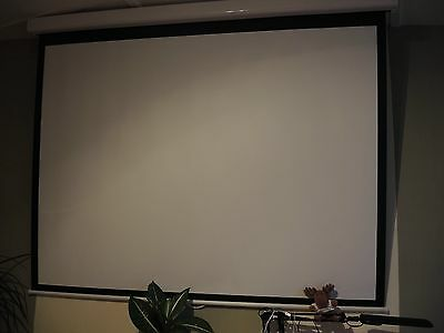 Sapphire Projection Screen Manual 1710 x 1280mm