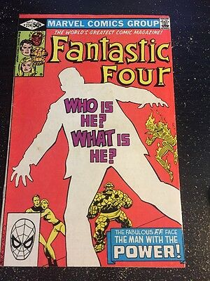 Fantastic Four#234 Awesome Condition 8.0(1981) Byrne Art, Wow!!