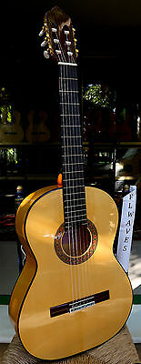Flamenco guitar. Miguel Lopez 2017 guitarra flamenca  spanish guitar + case