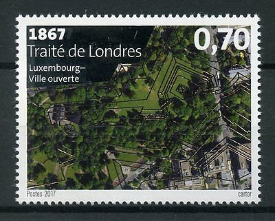 Luxembourg 2017 MNH Treaty of London 1867 150th Anniv 1v Set Stamps
