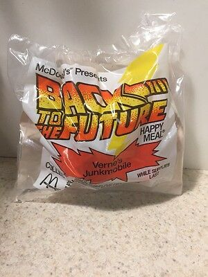 1991 McDonald's Happy Meal Back To The Future Verne's Junkmobile Toy