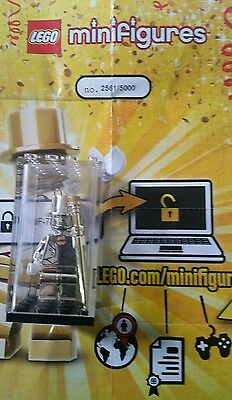 Lego mr gold minifigure ORYGINAL