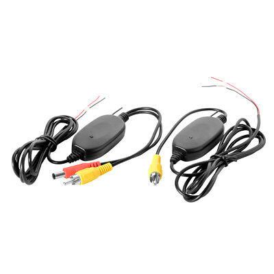12V 2.4G Wireless Transmitter + Receiver for Car Reverse Rear View Camera MA717