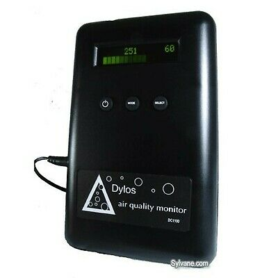 Brand New Dylos DC1100 Standard Laser Air Quality Monitor