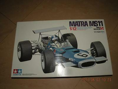 Tamiya 1/12 F1 Matra Ms11 Detail Kit #12005