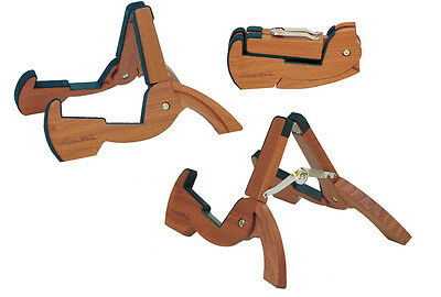 Cooperstand Pro-G Wooden Guitar Stand for Acoustic, Electric or Bass guitar CS1