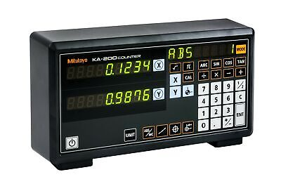 Brand New Mitutoyo 174-183A kA-12 Counter 2-Axis Display