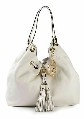 Michael Kors  Large Camden Drawstring Leather Shoulder Bag