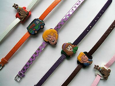 SHOE CHARM BRACELETS (T2) - inspired by SCOOBY DOO