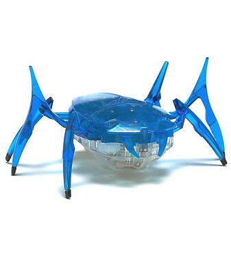 Scarab Hex Bug Micro Robotic Battery Powered High Energy Flipping Creature-Bug
