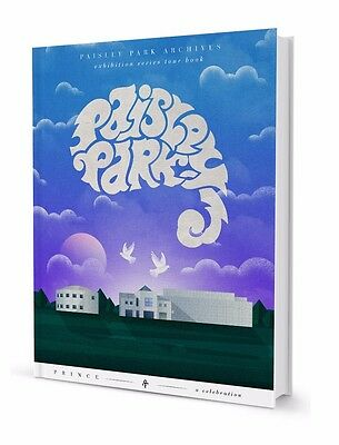 Prince Paisley Park Celebration 2017 Hardcover Book