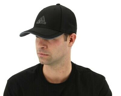 ADIDAS Mens Contract Cap, Climalite Adjustable Fit Hat, Select Color