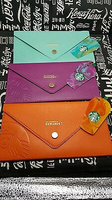 Rare 2017 China Starbucks Summer Frappuccino Die Cut MSR New Card With One Bag