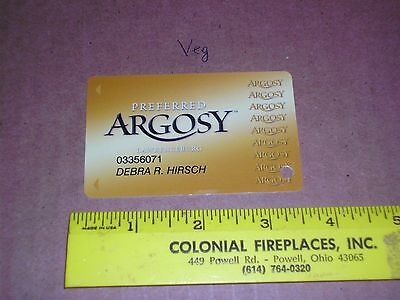 Lawrenceburg Indiana Gaming Company Casino Argosy motel hotel preferred gold