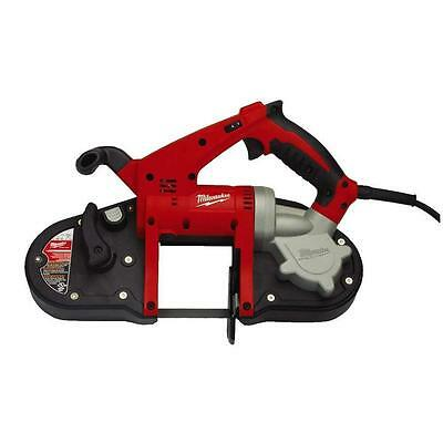 Corded Compact Band Saw 3 1/4 Inch 7 Amp Electric Portable Heavy Duty Power Tool