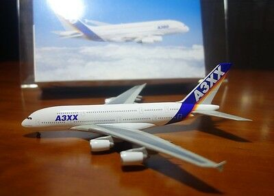 """Dragon - Airbus Industries A380-841 1:400 """"A3XX - 1990s Colors""""; 55250C (C-28)"""