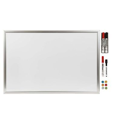Ucomm Magnetic Whiteboard and Accessories 900 x 600mm
